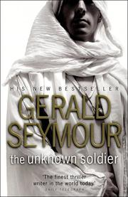 Cover art for THE UNKNOWN SOLDIER