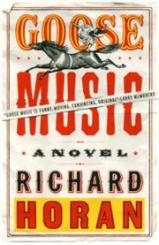 Book Cover for GOOSE MUSIC