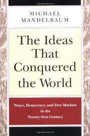 Cover art for THE IDEAS THAT CONQUERED THE WORLD