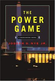 Cover art for THE POWER GAME