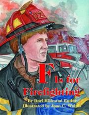 Book Cover for F IS FOR FIREFIGHTING