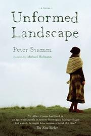 Book Cover for UNFORMED LANDSCAPE