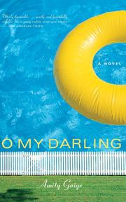 Cover art for O MY DARLING