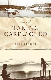 Cover art for TAKING CARE OF CLEO