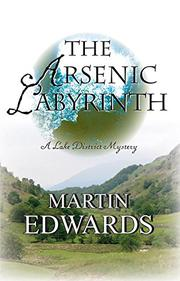 Cover art for THE ARSENIC LABYRINTH