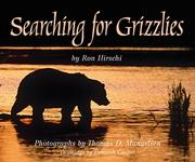 Cover art for SEARCHING FOR GRIZZLIES
