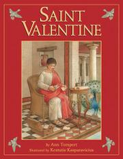 Cover art for SAINT VALENTINE