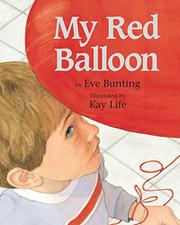 Cover art for MY RED BALLOON