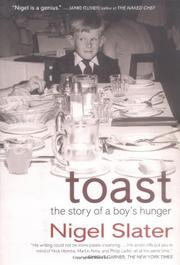 Book Cover for TOAST