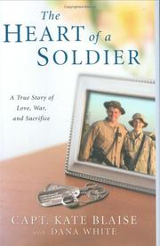 Cover art for THE HEART OF A SOLDIER