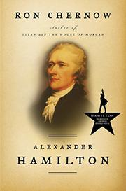 Book Cover for ALEXANDER HAMILTON