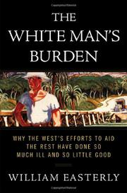 Book Cover for THE WHITE MAN'S BURDEN