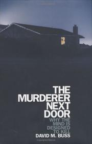 Cover art for THE MURDERER NEXT DOOR