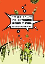 Book Cover for THE BRIEF AND FRIGHTENING REIGN OF PHIL