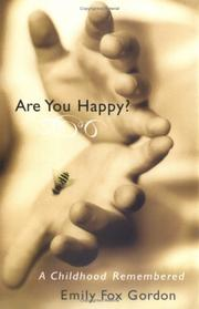 Book Cover for ARE YOU HAPPY?
