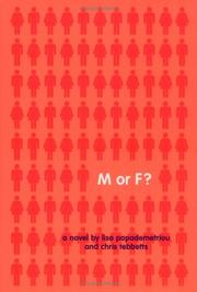 Cover art for M OR F?