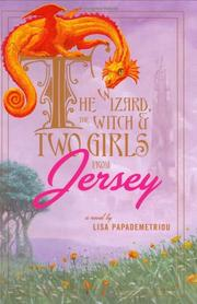 Cover art for THE WIZARD, THE WITCH AND TWO GIRLS FROM JERSEY
