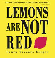 Book Cover for LEMONS ARE NOT RED