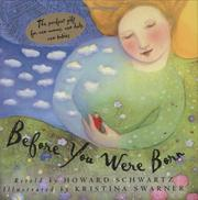 Book Cover for BEFORE YOU WERE BORN