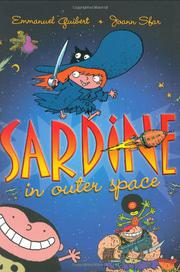 Cover art for SARDINE IN OUTER SPACE