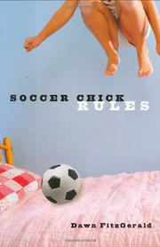 Cover art for SOCCER CHICK RULES