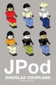 Cover art for JPOD