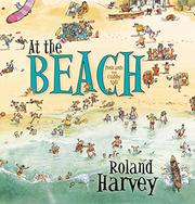 Book Cover for AT THE BEACH