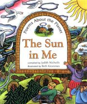 Cover art for THE SUN IN ME