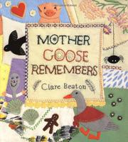 Book Cover for MOTHER GOOSE REMEMBERS