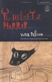 Cover art for THE HELMET OF HORROR