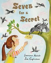 Cover art for SEVEN FOR A SECRET
