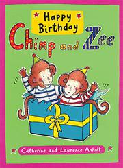 Cover art for HAPPY BIRTHDAY CHIMP AND ZEE