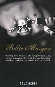 Book Cover for BILLIE MORGAN