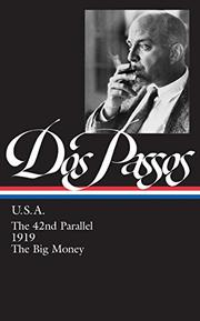 Cover art for U.S.A.