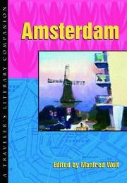 Cover art for AMSTERDAM