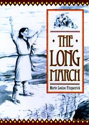 Cover art for THE LONG MARCH