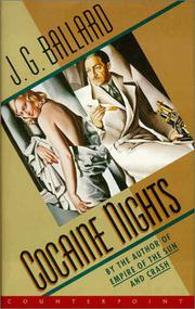 Book Cover for COCAINE NIGHTS