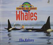 Cover art for FINDING OUT ABOUT WHALES