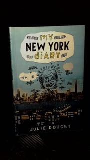 Cover art for MY NEW YORK DIARY