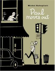 Book Cover for PAUL MOVES OUT