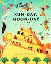 Cover art for SUN-DAY, MOON-DAY