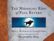 Cover art for THE MIDNIGHT RIDE OF PAUL REVERE