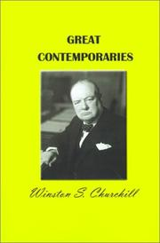 Cover art for GREAT CONTEMPORARIES