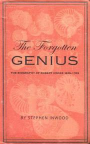 Cover art for THE FORGOTTEN GENIUS
