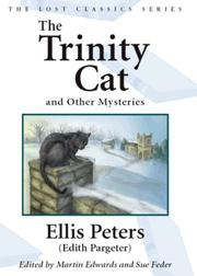 Cover art for THE TRINITY CAT