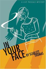 Cover art for IN YOUR FACE