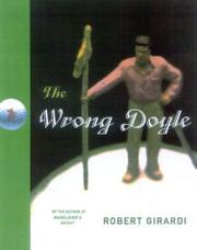Cover art for THE WRONG DOYLE