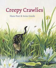 Cover art for CREEPY CRAWLIES