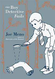 Book Cover for THE BOY DETECTIVE FAILS