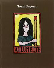 Cover art for ALLUMETTE